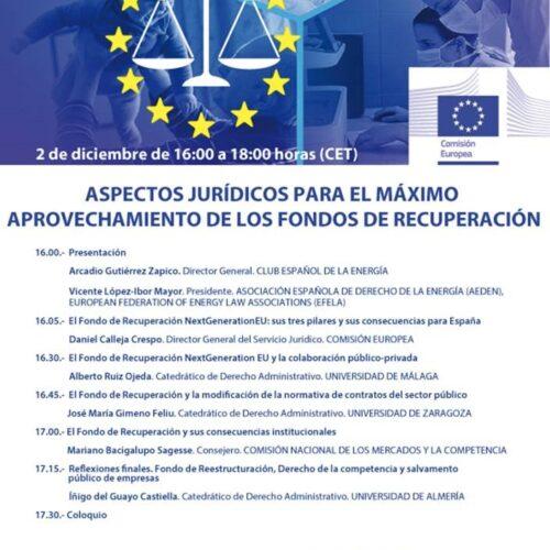Abogados López-Ibor Mayor Webinar